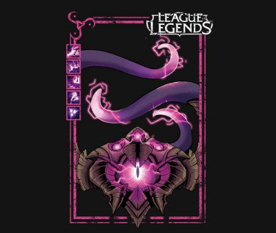 Enjoystick League of Legends - Vel Koz
