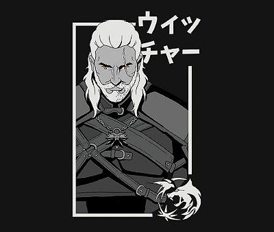 Enjoystick The Witcher - Geralt