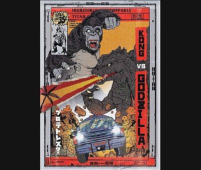 Enjoystick Godzilla vs Kong
