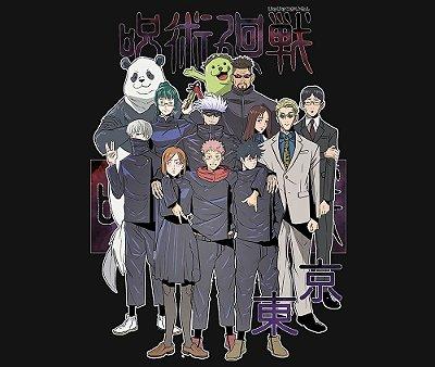 Enjoystick Jujutsu Kaisen - Tokyo Team