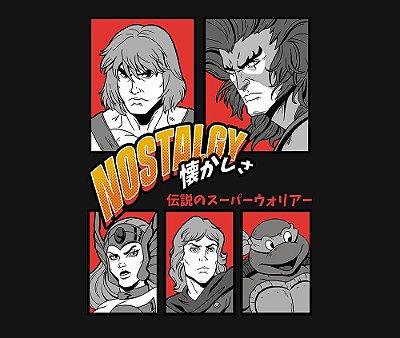 Enjoystick Nostalgy Heroes
