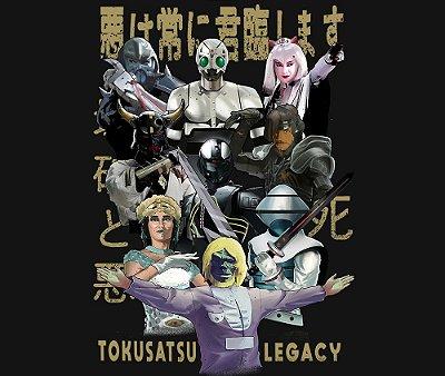 Enjoystick Tokusatsu Legacy Evil