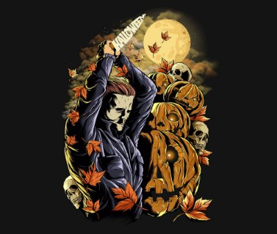 Enjoystick Halloween Michael Myers