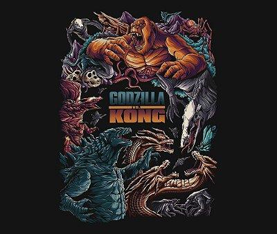 Enjoystick Godzilla VS Kong Monstroverso