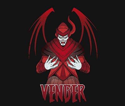 Enjoystick Caverna do Dragão Venger Vingador