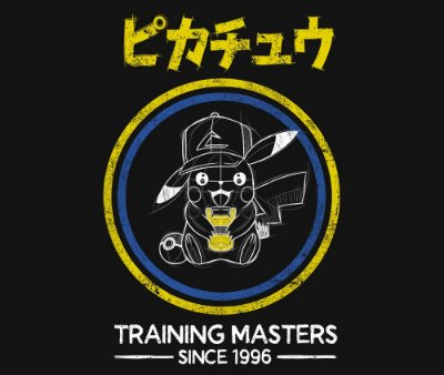 Enjoystick Pokémon Training Masters