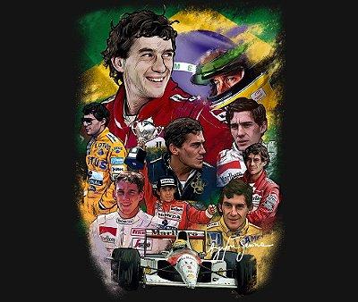 Enjoystick Ayrton Senna