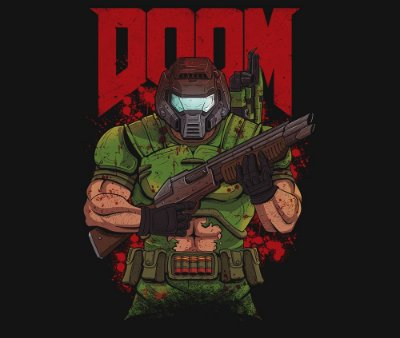 Enjoystick Doom - Slayer