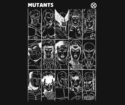 Enjoystick Mutants