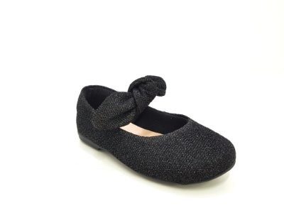 Sapato Boneca Preto Era da Boneca