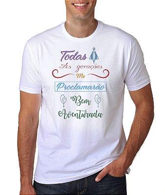 Camiseta Bem Aventurada
