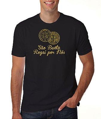 Camiseta São Bento Rogai por Nós