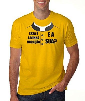Camiseta Vocação Sacerdotal