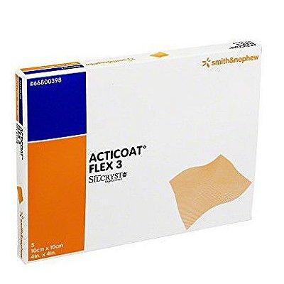 Acticoat Flex 3 - Smith & Nephew (unidade)