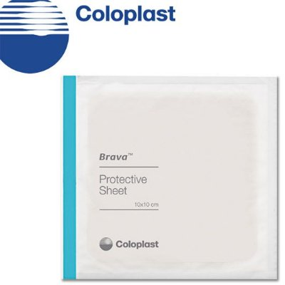 Placa Protetora - Coloplast (unidade)
