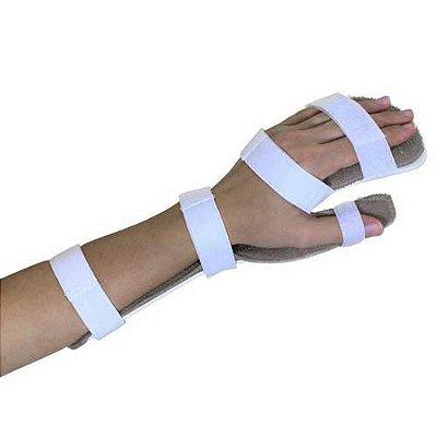 Tala de PVC p/ Punho mãos e dedos