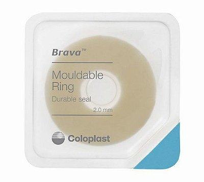 Anel Moldável Brava para Proteção e Selamento entre Estoma e Placa Base Adesiva 2,0 mm - Coloplast 12030