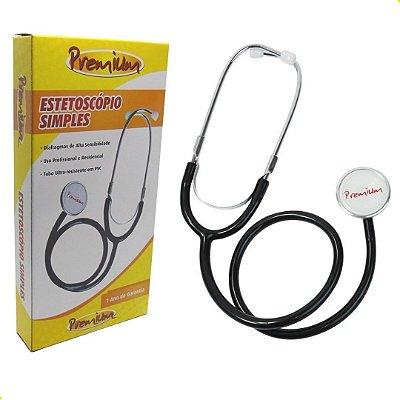 Estetoscópio Simples Premium