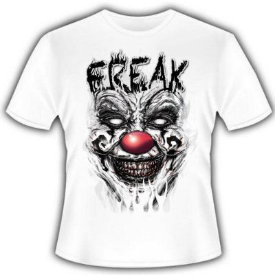 Camiseta Freak Clown