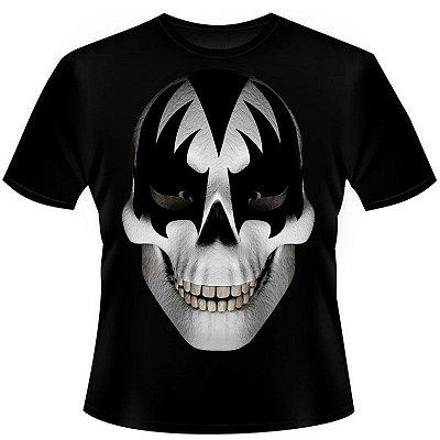 Camiseta Skull Kiss Gene