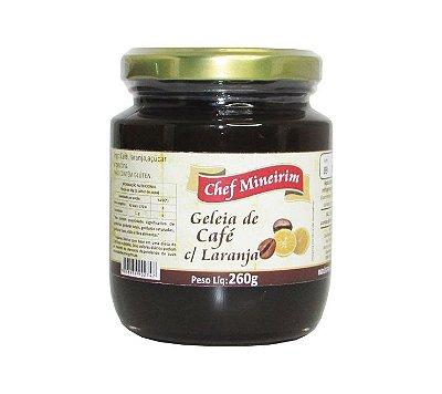 Geleia de Café com Laranja 260g