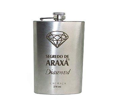 Cachaça Segredo de Araxá Diamond 270 ml