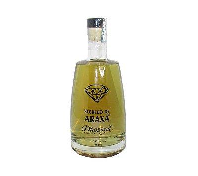 Cachaça Segredo de Araxá Diamond 750 ml