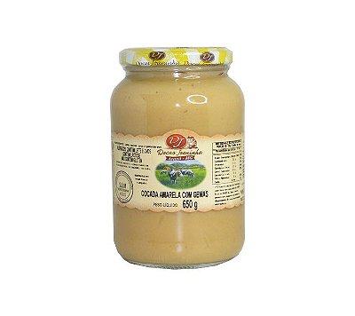 Doce de Cocada Amarela com Gemas CG