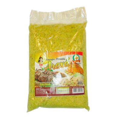 Farofa de Mandioca Carne de Galinha 300g