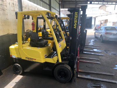 Hyster h50ct ano 2010