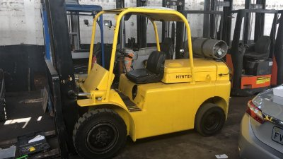 Hyster h80j ano 86