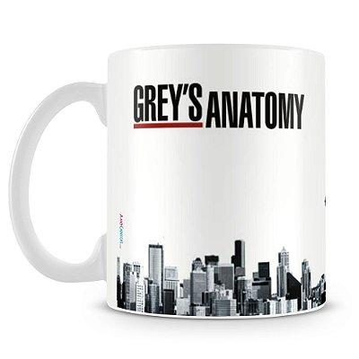 Caneca Personalizada Grey's Anatomy (Mod.2)