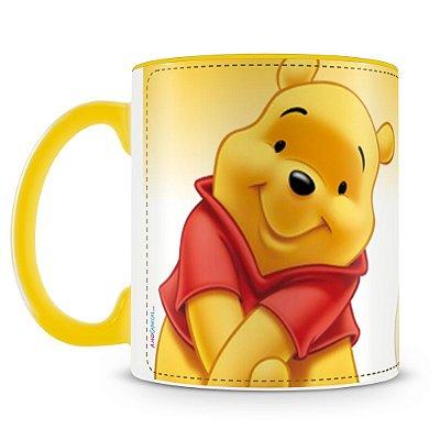 Caneca Personalizada Ursinho Pooh e Seus Amigos (Pooh)