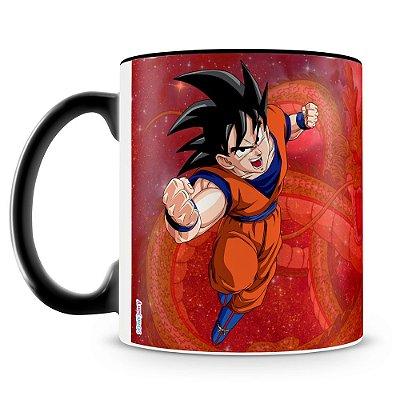 Caneca Personalizada Dragon Ball Super (Goku) Mod.2