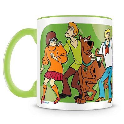 Caneca Personalizada Desenhos Clássicos (Scooby-Doo)