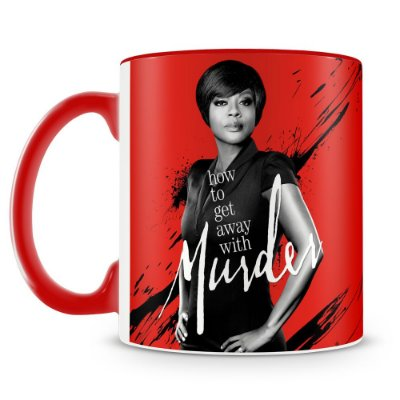Caneca Personalizada How To Get Away With Murder (Mod.1)