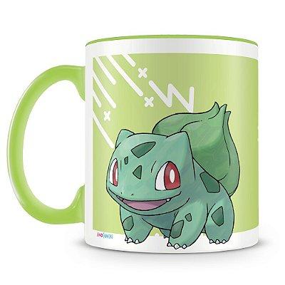 Caneca Personalizada Pokémon Bulbasaur (Mod.2)