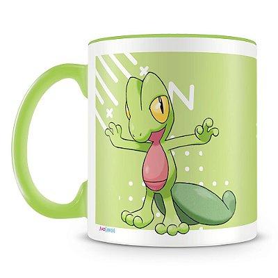 Caneca Personalizada Pokémon Treeko