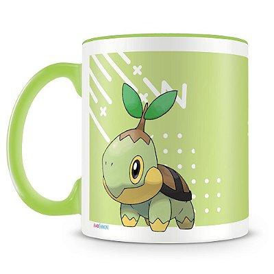 Caneca Personalizada Pokémon Turtwig