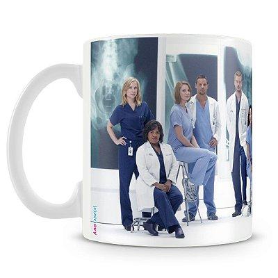 Caneca Personalizada Grey's Anatomy (Mod.4)