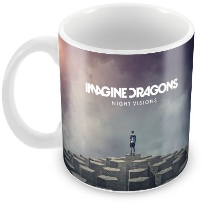 Caneca Personalizada Imagine Dragons (Mod.1)