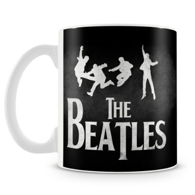 Caneca Personalizada The Beatles (Mod.1)