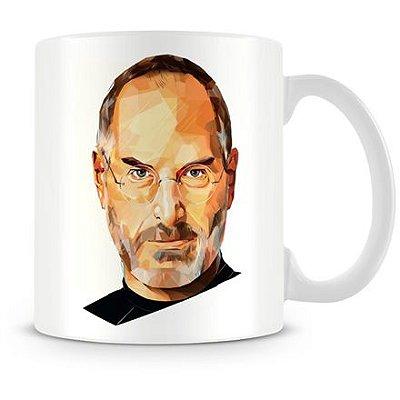 Caneca Personalizada Steve Jobs
