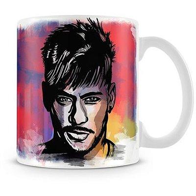 Caneca Personalizada Neymar