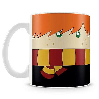 Caneca Personalizada Bruxinho Rony Weasley