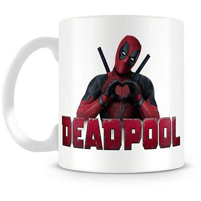 Caneca Personalizada Deadpool (Mod.2)