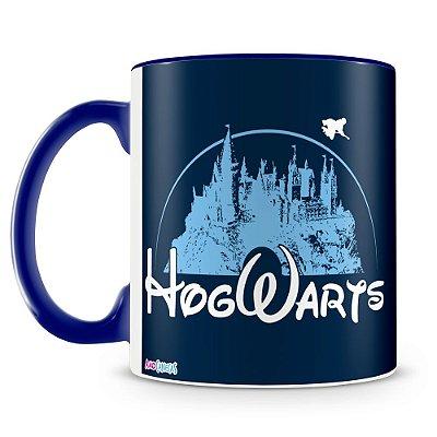 Caneca Personalizada Hogwarts Disney