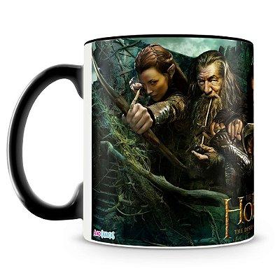 Caneca Personalizada O Hobbit (Mod.2)