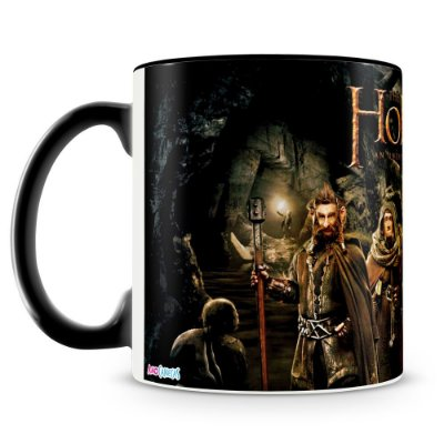 Caneca Personalizada O Hobbit (Mod.1)