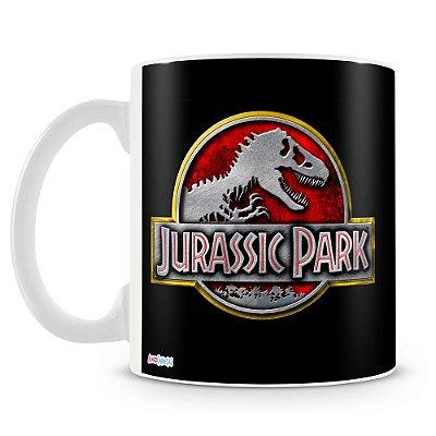 Caneca Personalizada Jurassic Park (Mod.1)